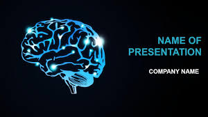 templates for powerpoint brain brain activity powerpoint template background for presentation