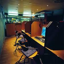 design cyber cafe furniture rotterdam s internet cafés
