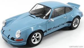 gulf porsche 911 solido 1801101 scale 1 18 porsche 911 carrera rsr 2 8 gulf 1974 blue