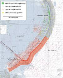 Usgs Long Island Sustainability Study Assessing The Resilience Of A Vital Barrier Island Chain