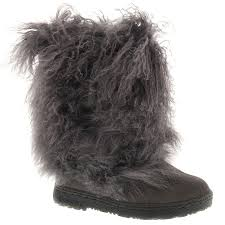 womens paw boots size 11 bearpaw boetis ii mid calf boot
