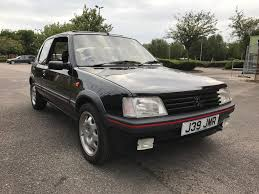 peugeot gti 2017 our fleet peugeot 205 gti workshop magazine