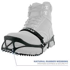 amazon com yaktrax pro traction cleats for walking jogging or