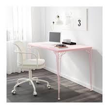 Pink Computer Desk Falkhöjden Desk Pink Ikea