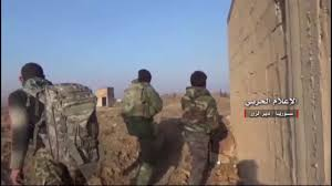 siege army syrian army attempts to lift the siege on deir ezzor airport