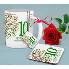 10th anniversary gift 10th anniversary gift combo for husband anniversary gift combo for