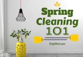 brightnest spring cleaning 101