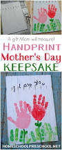 precious handprint mother u0027s day craft for kids to make