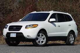 hyundai santa fe 2007 used vehicle review hyundai santa fe 2007 2012 autos ca