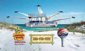 beach pontoon boat rentals