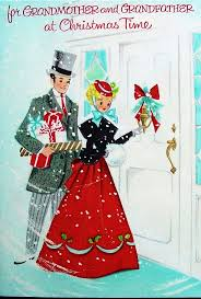 106 best christmas vintage cards images on pinterest vintage
