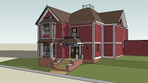 victorian house style halliwell manor in victorian house style 3d warehouse