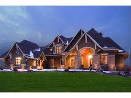 craftsman style home turn the garage to the side 24 best floor plans the hunt is on images on pinterest