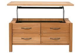 milton adjustable coffee table qualita