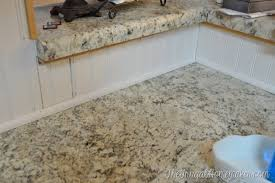 backsplash edge of cabinet or countertop how to install a diy beadboard backsplash kitchen makeover