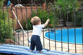 Backyard Pool Fence Ideas Pool Fence Ideas U2013 Protective Fencing For Your Garden Pool