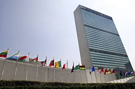 United Nation Flag South African Troops Accused Of Abuse In Dr Congo Un The New