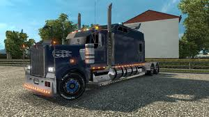 kenworth trucks kenworth w900 remix for 1 26 new truck ets2 mod
