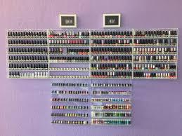 on display 11 ways to organize nail polish in the salon