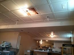 embassy suspended ceiling with beadboard ceiling tiles 8 u2013 kevin lemay