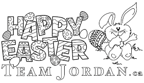 easter colouring competition team jordan keller williams