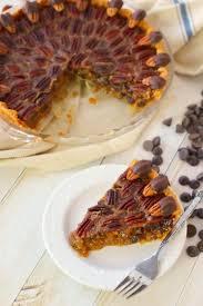 chocolate pecan pie delightful e made