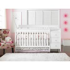 Babyletto Mercer 3 In 1 Convertible Crib With Toddler Rail by Europa Baby Seville Crib Changer Combo Espresso Creative Ideas