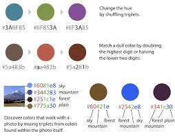 hex color u2013 the code side of color u2014 smashing magazine