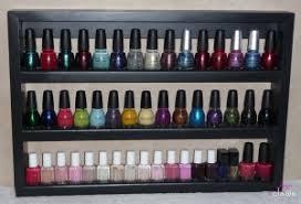 diy nail polish rack scottsdale classy closets blog