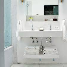 Towel Rack Ideas For Small Bathrooms Towels Storage 24 Ideas To Spruce Up Your Bathroom