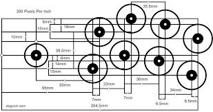 Sega Astro City Arcade Cabinet by Joystick Controller Panel Layout