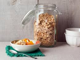granola recipe alton brown food network