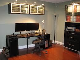 hidden home office furniture ravishing ikea workspace design inspiration showcasing wooden l