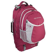 travel backpacks for women images Highlander explorer 45 15 in raspberry pink travel backpacks for jpg