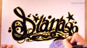 imagenes para dibujar letras graffitis como hacer letras 3d como dibujar letras de tatuajes y graffitis
