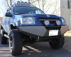 2003 nissan xterra lifted bull bar pics nissan xterra forum