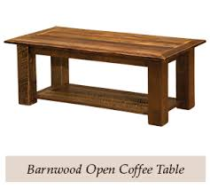 Open Coffee Table Fireside Lodge Furniture Company Fireside Lodge Furniture Your