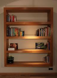 diy bookshelf design from wood u2013 plushemisphere