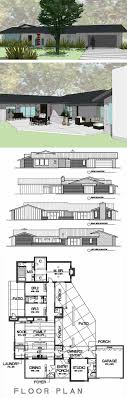 cliff may house 8 cliff may inspired ranch house plans from houseplans com retro