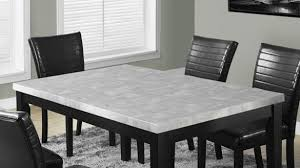 grey marble dining table traditional marble dining table and chairs white of cintascorner