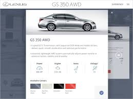 lexus dealership design lexus dealership ipad app by dennis kovalev