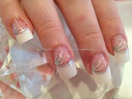 14 white french nail designs images french nail art designs
