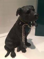 staffordshire bull terrier ornaments figurines ebay