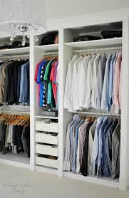 Wardrobe Cabinet Ikea Best 25 Ikea Closet Hack Ideas On Pinterest Ikea Closet Shelves