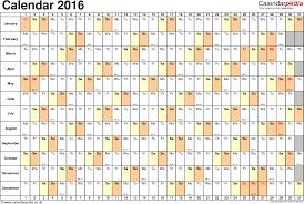 weekly calendar excel 2016 blank calendar design 2017