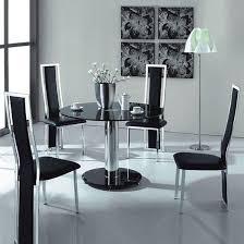 Black Glass Dining Room Sets 11 Best Furniture Dining Room Furniture Images On Pinterest