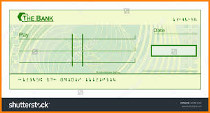 7 blank cheque templates addressing letter