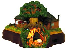aug132293 my neighbor totoro kusakabe house diorama previews world