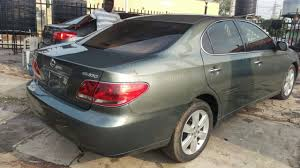 lexus models 2005 sold toks lexus es330 2005 model new arrival autos nigeria