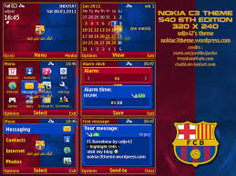 udjo42 themes for nokia c3 barcelona by udjo42 on deviantart